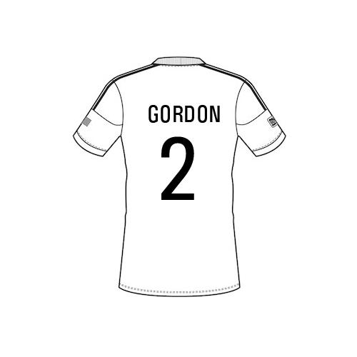 gordon-png Team Sheet