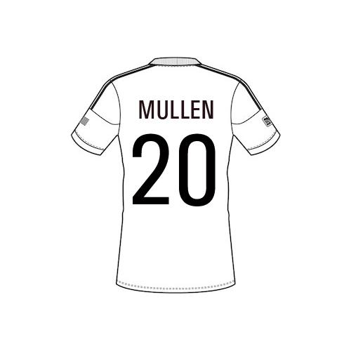 mullen Team Sheet