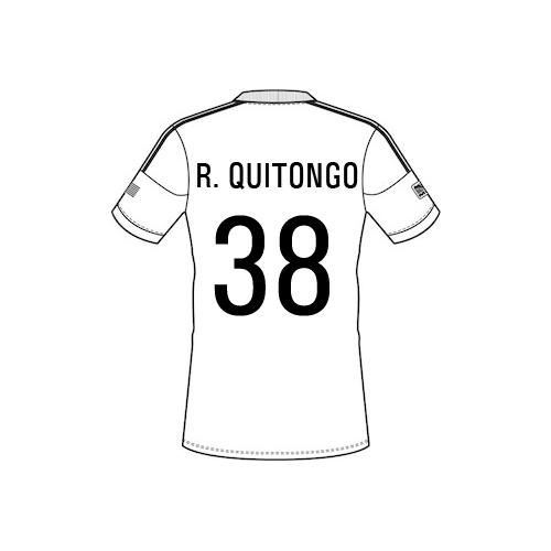 r-quitongo Team Sheet