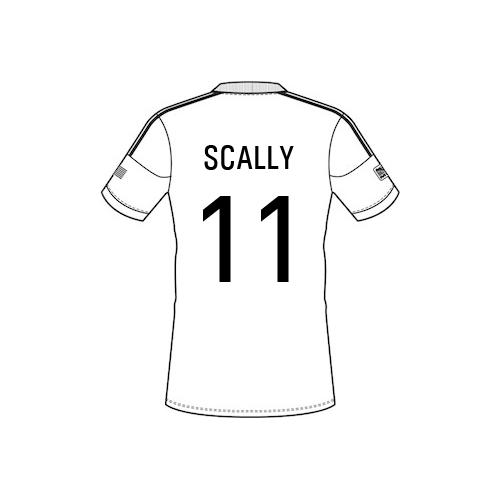 scally-1 Team Sheet