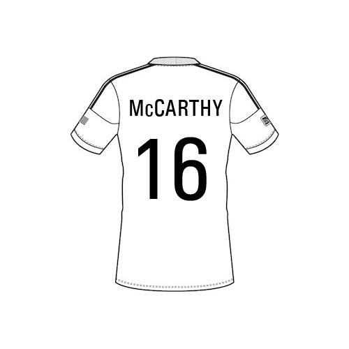 mccarthy-png Team Sheet