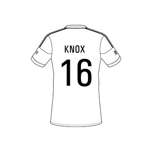 knox Team Sheet