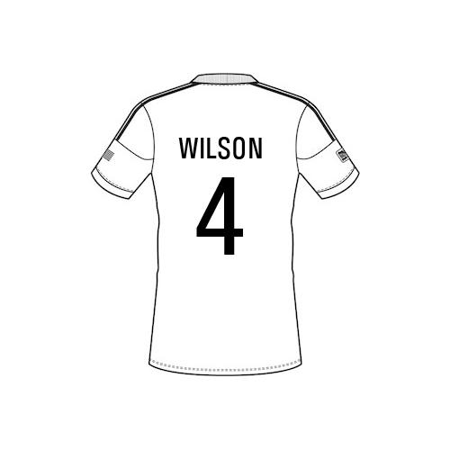 taylor-wilson Team Sheet