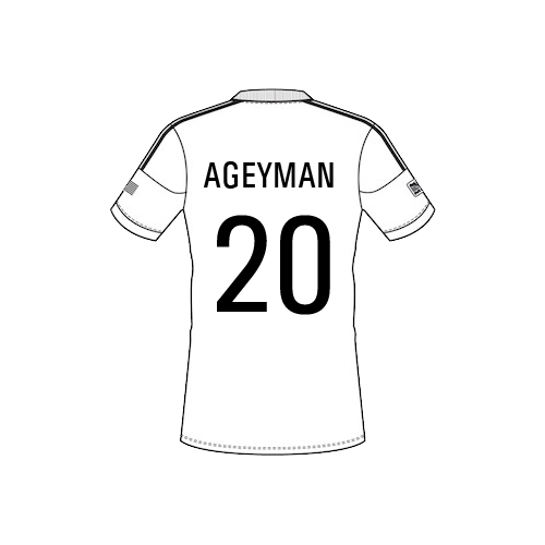 ageyman-png Team Sheet