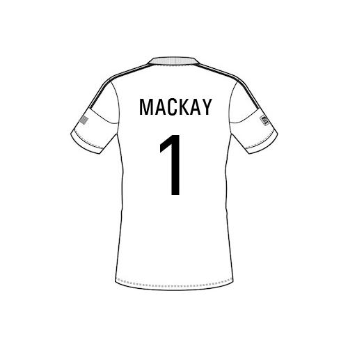 mackay-new Team Sheet