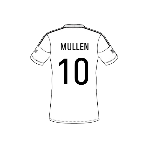 mullen-no-update Team Sheet