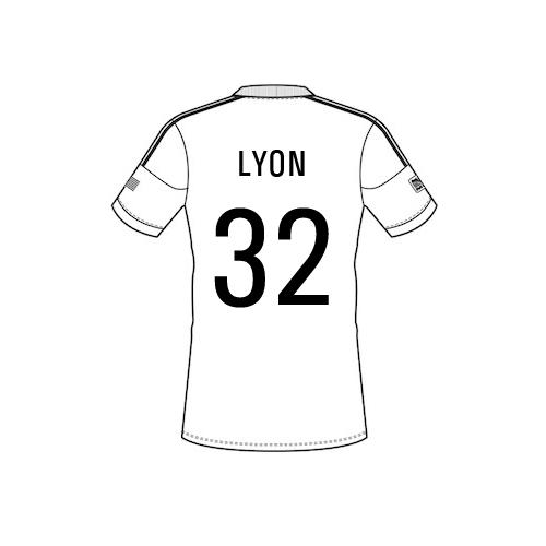 lyon-png Team Sheet