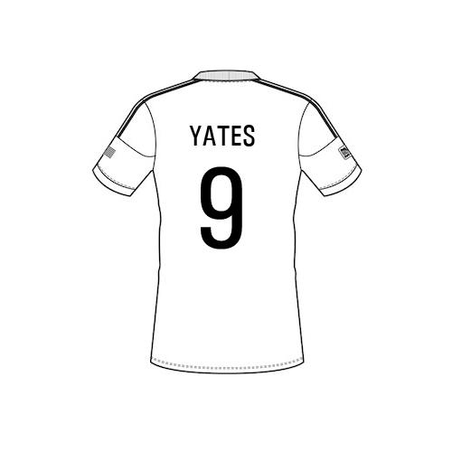 yates-png Team Sheet
