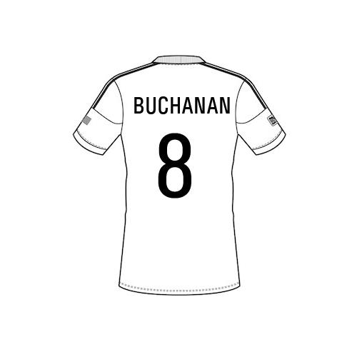 buchanan-1 Team Sheet